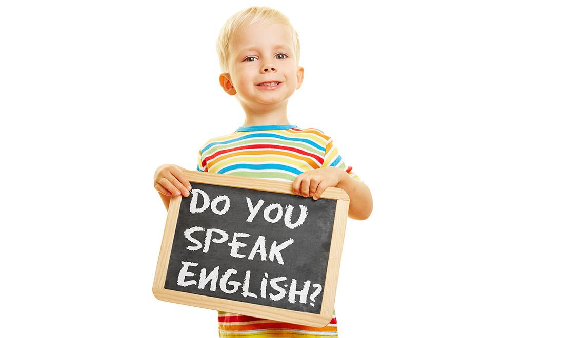 Claves para que tus hijos aprendan inglés desde el primer día