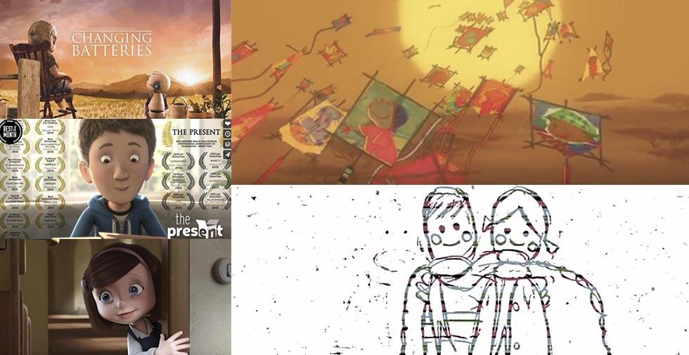 Cinco cortometrajes que ayudaran a nuestros niños a fomentar la amistad 2da pt