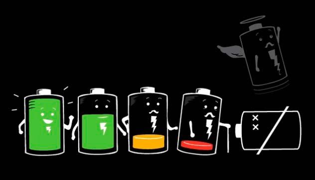 Como prolongar la batería de nuestro portátil