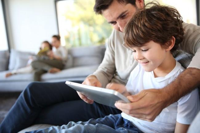 Como asegurar las tablet y smartphones de nuestros niños