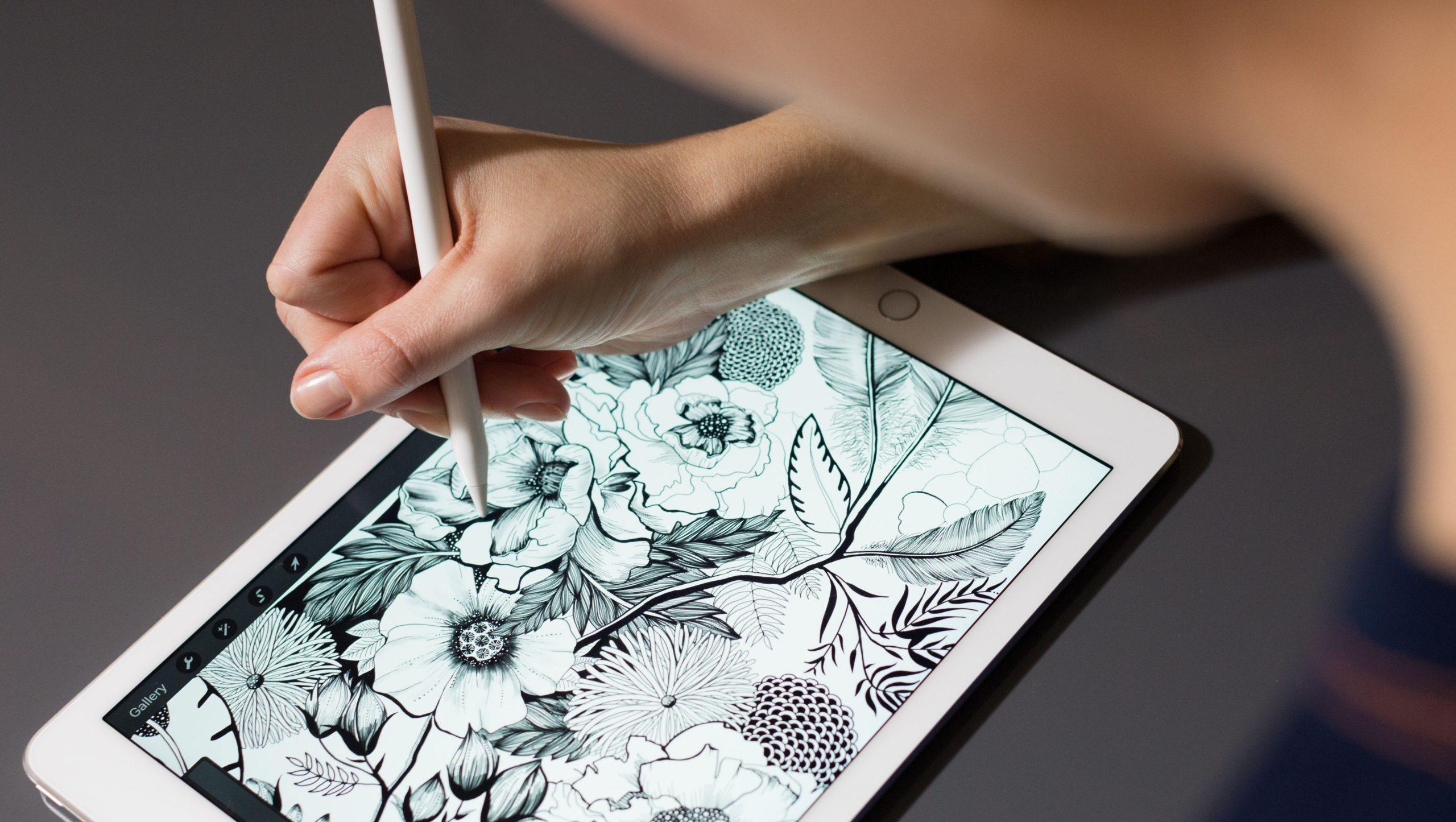 Aprende a colorear con estas App para tablet