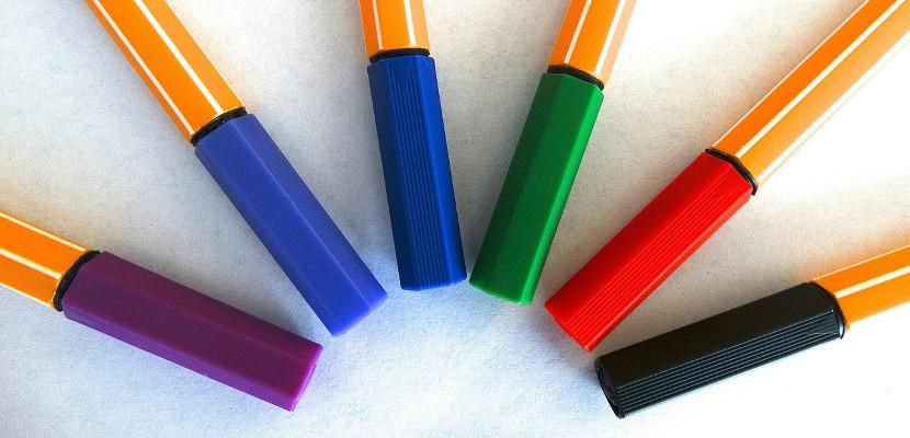 Boligrafos-de-colores
