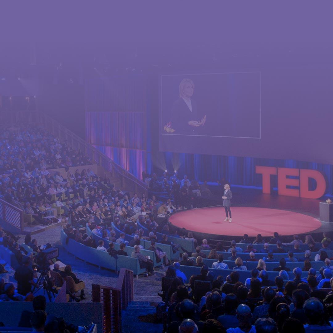 TED difunden buenas ideas sobre educación