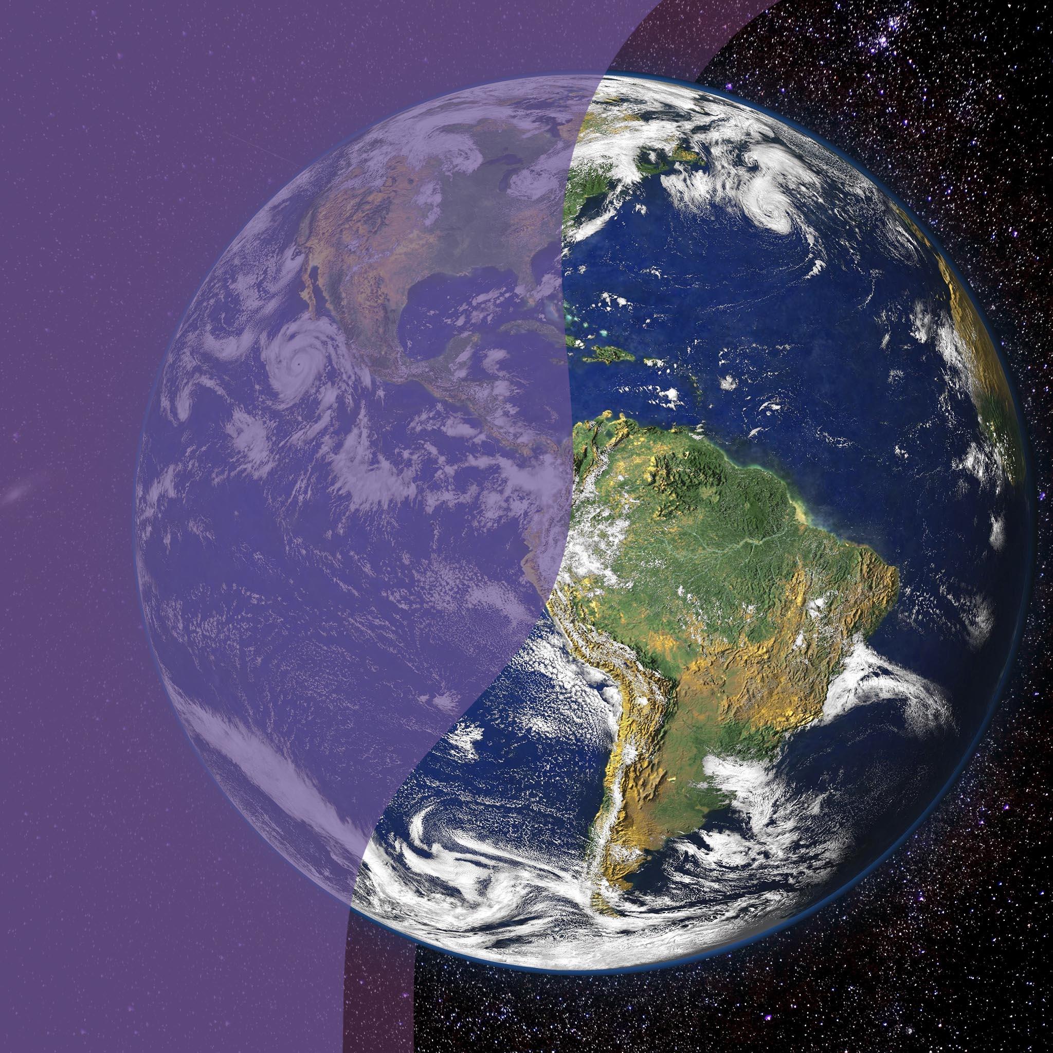 El día de la Tierra, desde nuestras casas